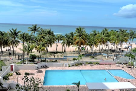 Your Oceanfront Dream Apartment Isla Verde Beach!! - Byt