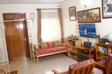 Rewarding Experience - Kampala - Appartement