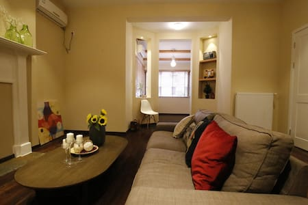FFC charming 2-bedroom apartment with wall heating - Xangai