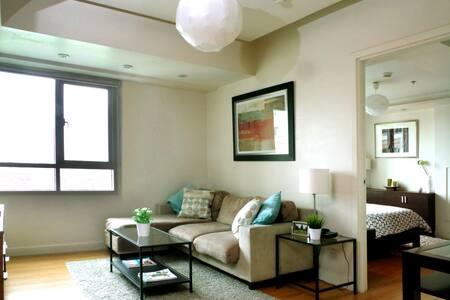 Rockwell The Grove 1BR New - Pasig City  - Condominium