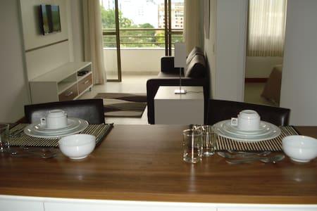 Resende Apartamento totalmente mobiliado - Apartamento