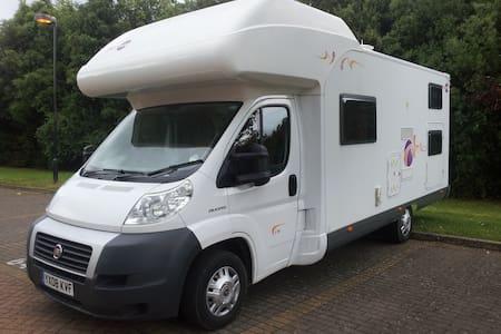 6.5 Berth Coachbuilt Motorhome - Camper