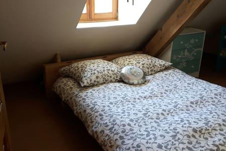 Petite chambre à 2km du centre - Colmar