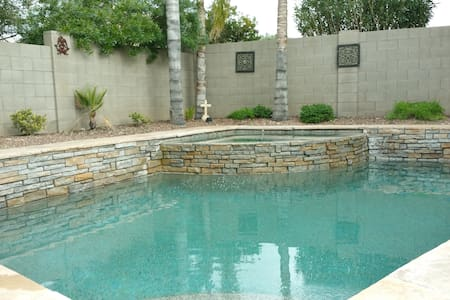 Garden Oasis in Litchfield Park!!! - Litchfield Park - Casa