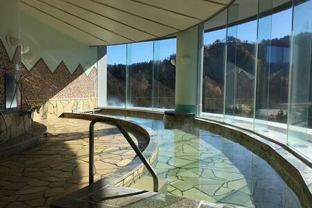 Yuzawa Hot Springs Luxury Ski Resort - Yuzawa - Ortak mülk