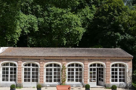 LePavillondelOrangerie - Tilleul - Bed & Breakfast