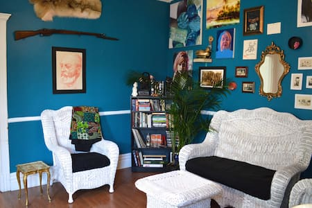 Art lovers haven! Monthly discount - Montréal - Apartment
