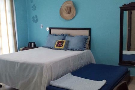 Downtown Studio en Isla Mujeres - Isla Mujeres - Apartment