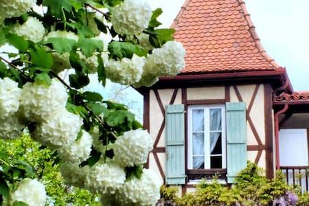Douce chambre dans maison de Charme - Labastide-d'Armagnac - Bed & Breakfast