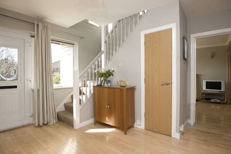 Warm welcome for your stay - Belfast - Bed & Breakfast