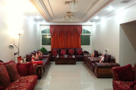 Spacious, Quiet & Comfortable Room in Salwa - Apartamento