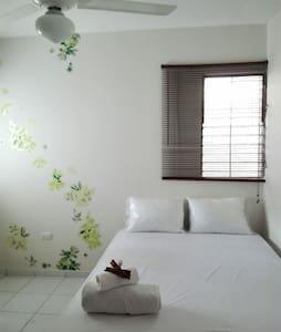 Habitación C WiFi en Santo Domingo - Hus
