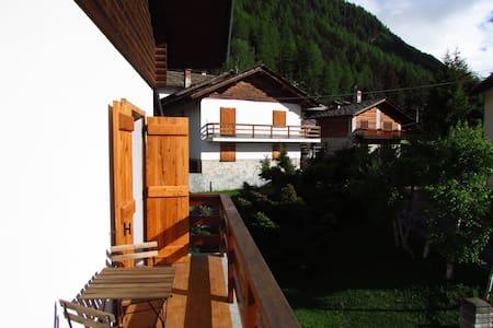 Appartamento Genzianella - Cogne