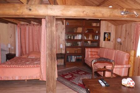 "Grande Suite familiale la"" DATCHA"" - Sainte-Maure-de-Touraine - Bed & Breakfast"