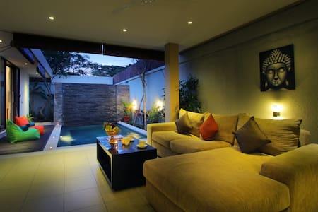 Sudha Villa | 2 Bdr Pool Villa | HEART OF SEMINYAK - Kuta - Villa