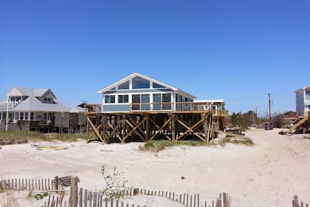 4 BR Right on The Beach - Casa