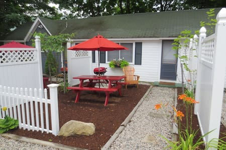 The Loudon Pond Lodging - Wolfeboro - Cabin