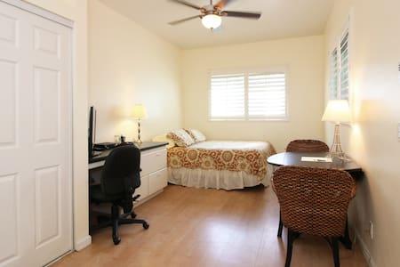 Cozy furnished studio near beach - San Diego - Apartment