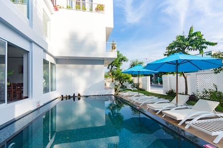 Hoi An White Villa - Double Superior Room - tp. Hội An - Villa