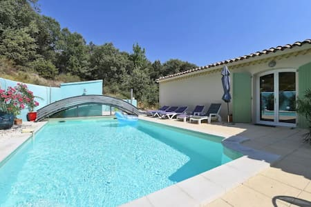 House with private pool - Tornac