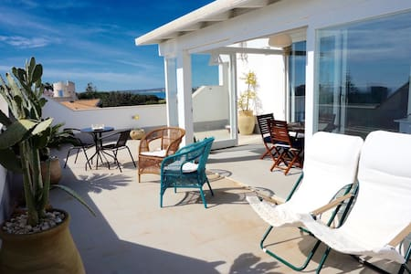 120m from thebeach-new-terrace-view - Apartment
