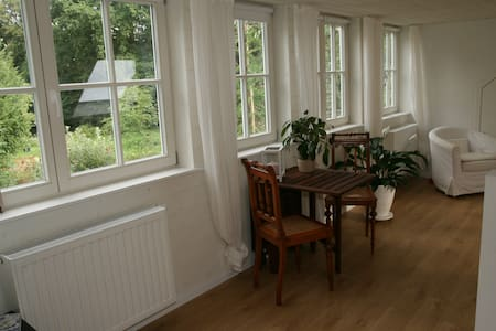 Brandnew Loft 40m2 next to big park - Tervuren
