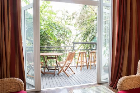 Great riverside apartment - best location in town! - Phnom Penh - Pis