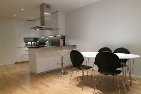 Very modern flat near the city centre - Apartment