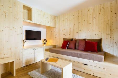 Ferme des Colieuvres-Chalmont - Wohnung