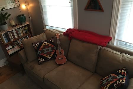 Cozy guest room in Downingtown - Downingtown