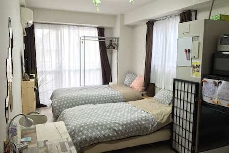 walk 4min from station easy access - Chūō-ku - Apartment