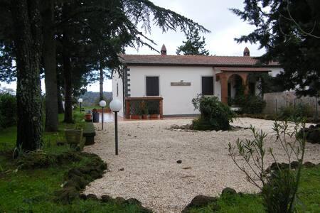 CASALE NELLA MAREMMA TOSCANA - Villa