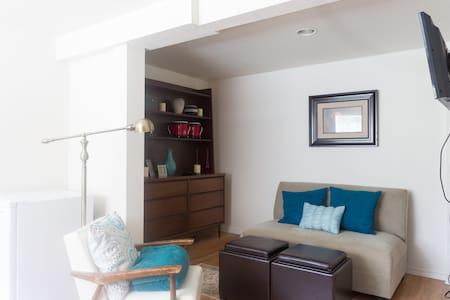Moorlands Cedarhouse Studio - Kenmore - Appartement