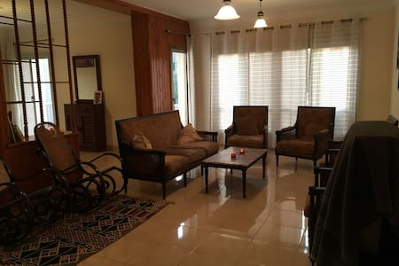 Chambre chez l'habitant. Place to be in Degla ! - Maadi as Sarayat Al Gharbeyah - Byt