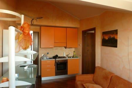 Grazioso bilocale centro  Cozy flat - Rovigo - Lejlighed