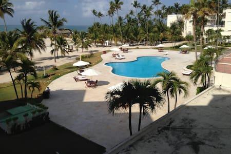 Beach front Costa del Sol apartment