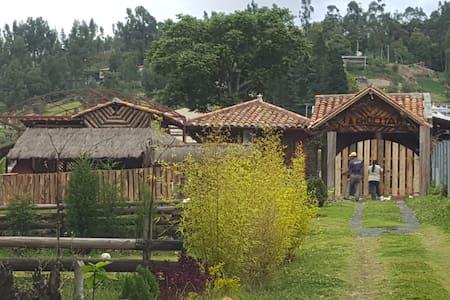 La Chocita, Casa Rustica. - Cuenca - Alojamento na natureza