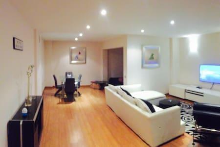 NICE DOUBLE BEDROOM MARINA BOTAFOCH - Wohnung