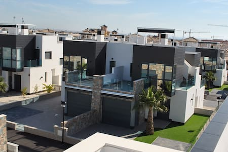 Holiday Home in Park Oasis Hill - Orihuela