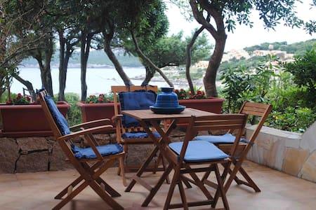 Raffinato appartamento direttamente sulla spiaggia - Huoneisto