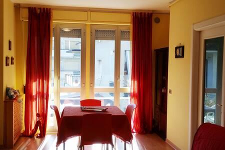 Appartamento 60mq a 300mt dal mare - Tortoreto Lido