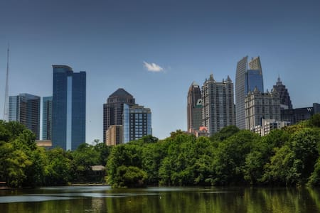 Unforgettable holidays! - Atlanta - Apartment