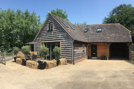 The Barn at Rotherwood. - Maison