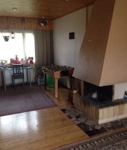4 bedroom private house in Imatra. - Maison