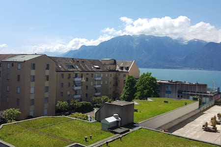Lovely apartment in Vevey - Vevey - Apartment