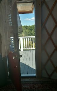 Yurt with an amazing View - Clarkdale
