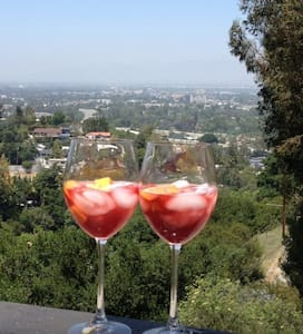 Hollywood Hills Exclusive Bungalow - Los Angeles - Domek parterowy