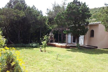 Calme maisonnette d'environ 50m2, - Pianottoli-Caldarello