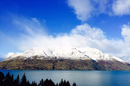 Queenstown Lakeview Holiday House