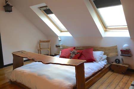 King-size room 3 minutes from the Old Town - Edimburgo - Appartamento
